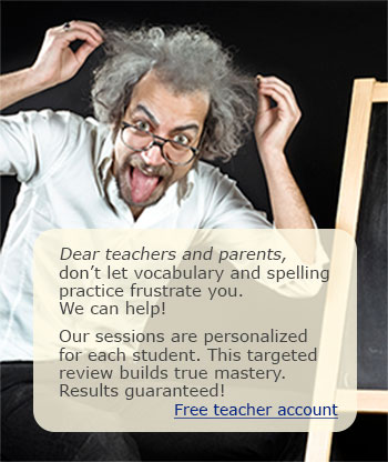 Sign up for a free teacher account.
